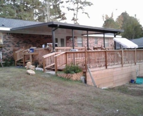 Deck and Deck Patio Cover Mobile, AL