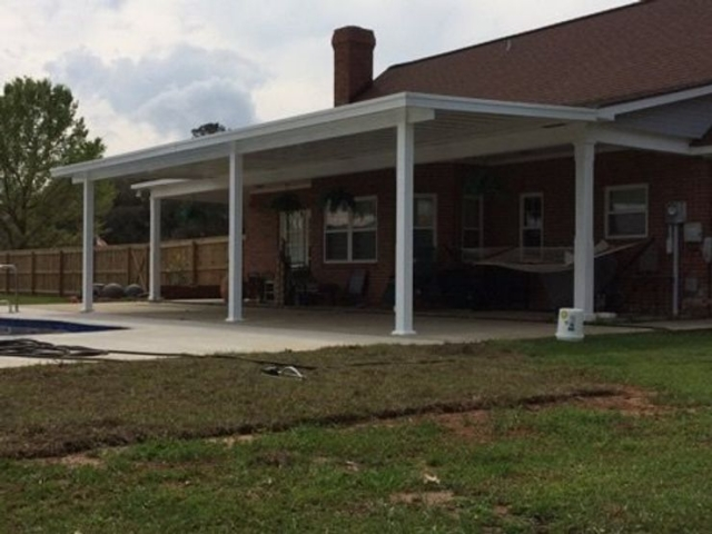 Patio Covers Brookhaven, MS