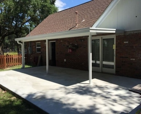 Patio Covers Poplarville, MS