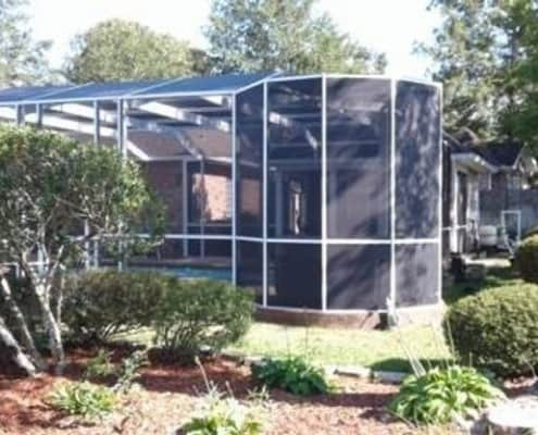 Pool Enclosure builder Mobile, AL
