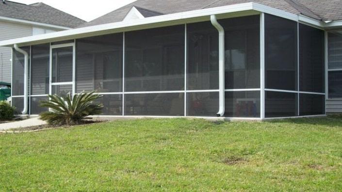 Screen Rooms Pascagoula, MS