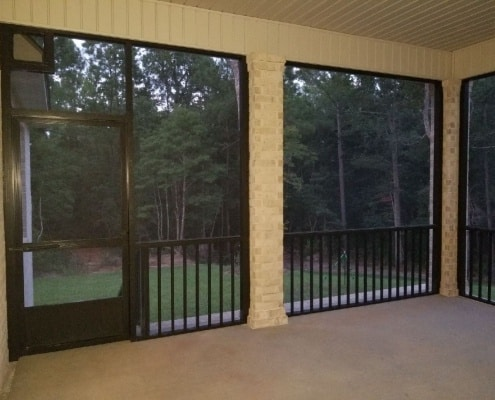 Screen Room Porch